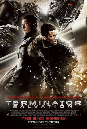 Terminator: Salvation Theatrical Poster