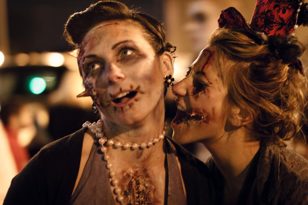 Películas de Zombies