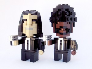 cube dudes: Vincent and Jules