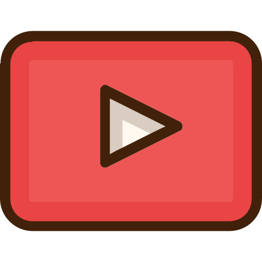 Flaticon YouTube logo