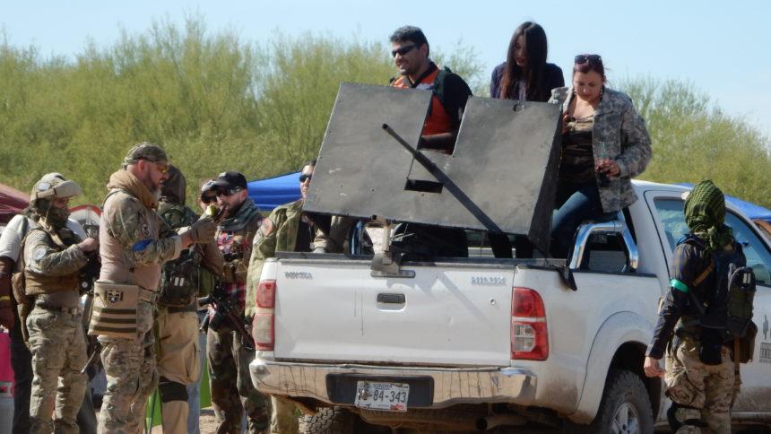 Equipos de Airsoft en Sonora