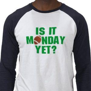 Is it Monday Yet?