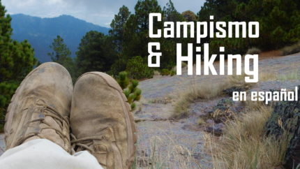 Hiking en Español